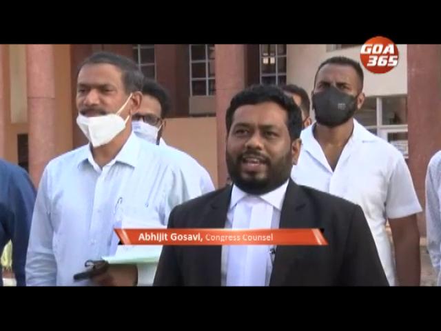 Speaker dismissed MGP, Cong petitions against 12 MLAs