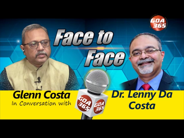 FACE TO FACE : COVID IS HERE TO STAY