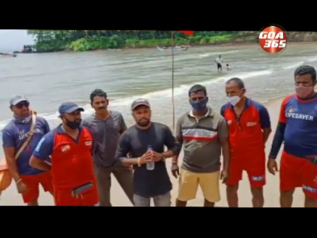 Drishti lifesavers rescue 14 fishermen