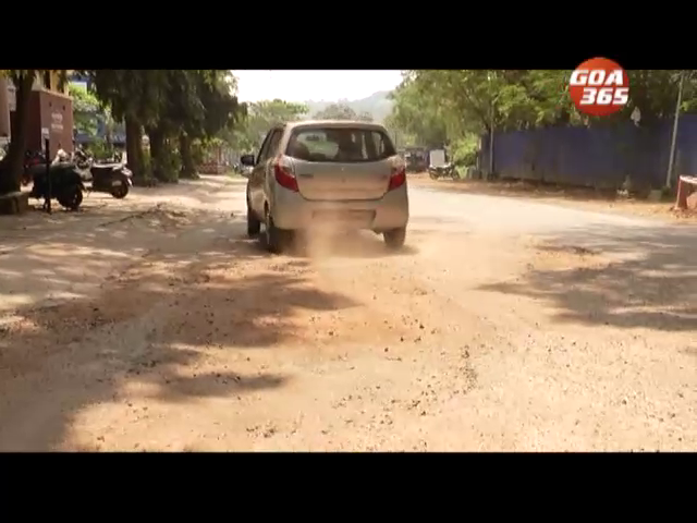 State of roads in EDC Patto - seen to be believed