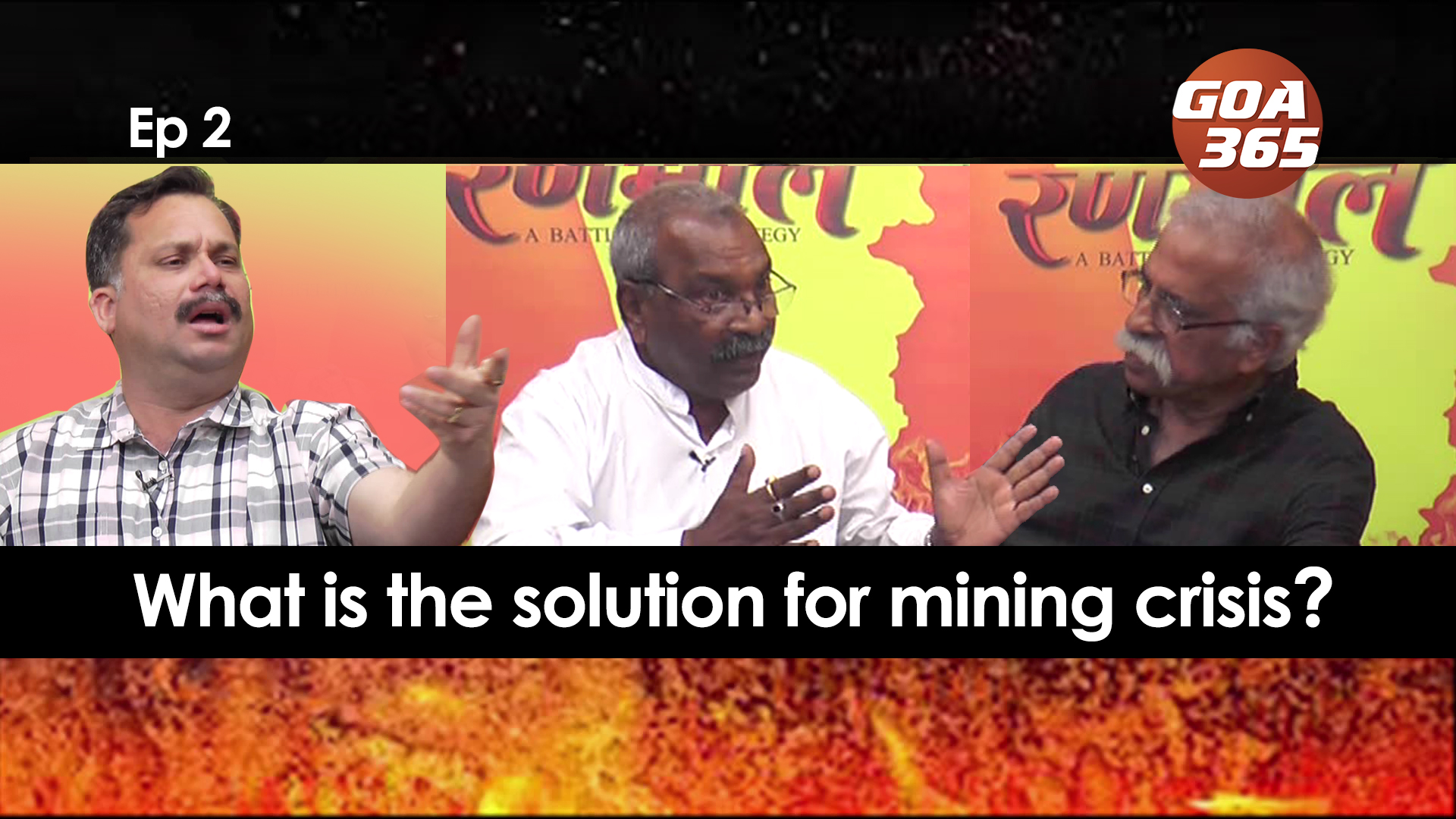 'WHAT'S THE SOLUTION FOR MINING CRISIS?: