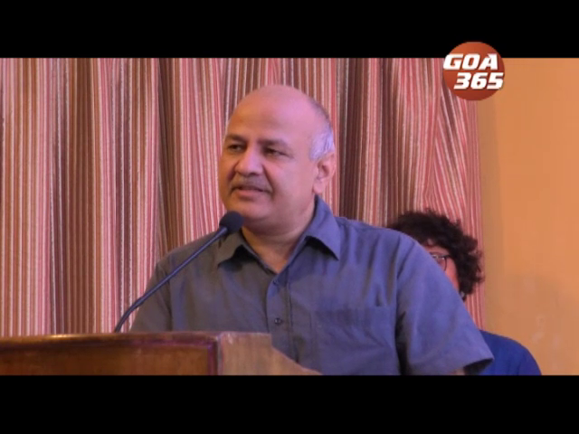 Let's have one election in the name of Education: Manish Sisodia