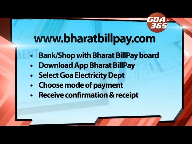Electricity bill payment online portal open