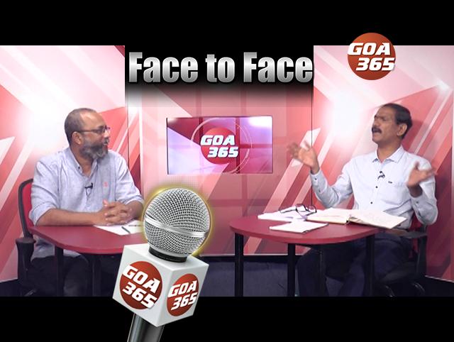 Face to Face : BJP under pressure. SC notice to Goa Speaker
