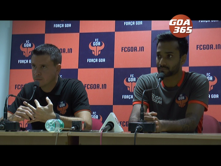 Will try to win 1st home match, says FC Goa coach Lobera