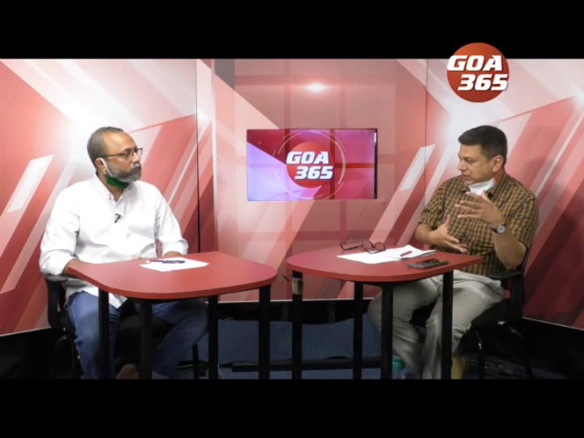 Face to Face : Glenn Costa  In Conversation With  Dr Oscar Rebello  #covid 19