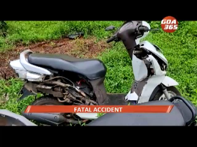 1 killed after bike hits car at Nuvem