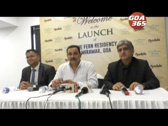 Fern Residency launched in Miramar