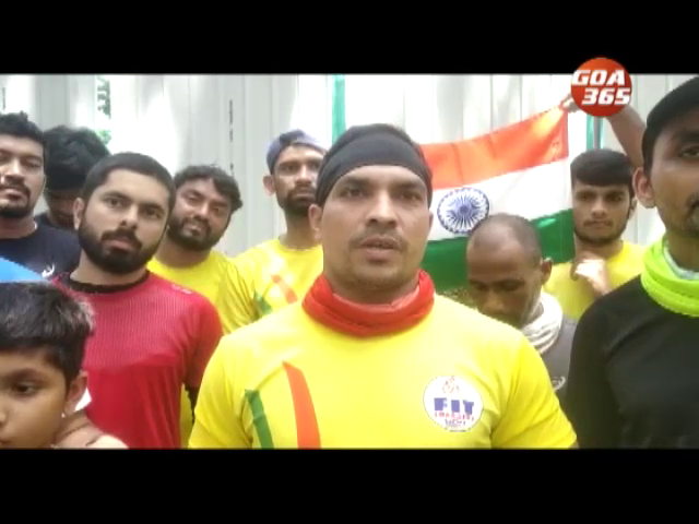 75 kms run held on I-Day