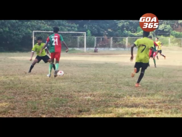 GFA U20 1st Div league; Sporting clube, Dempo