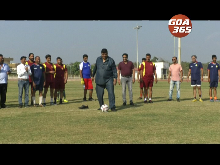 India can play FIFA WC, but needs support & finance from Govt: Churchill Alemao
