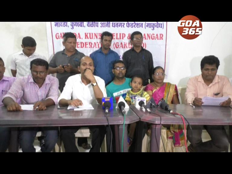 Gakuved demands shelter for Old Goa family