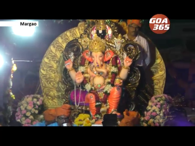 Chovoth festivity ends on Anant Chaturdas