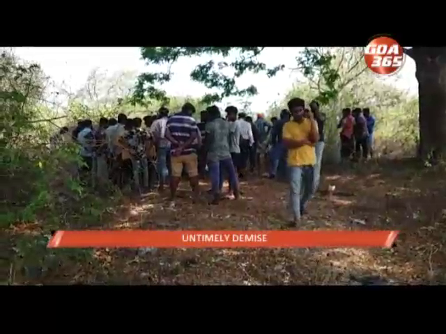 23-year-old found hanging at Mapusa
