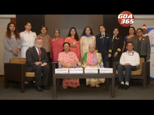 Girls are special and full of talents: Goa Governor