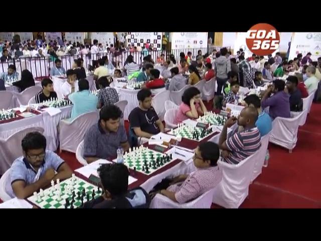 International chess tournament begins in Goa