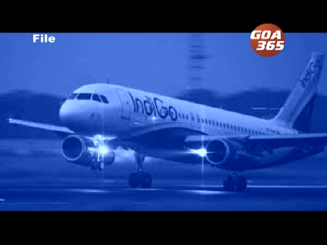 Goa-Delhi flight catches fire, emergency landing saves Min Cabral & others