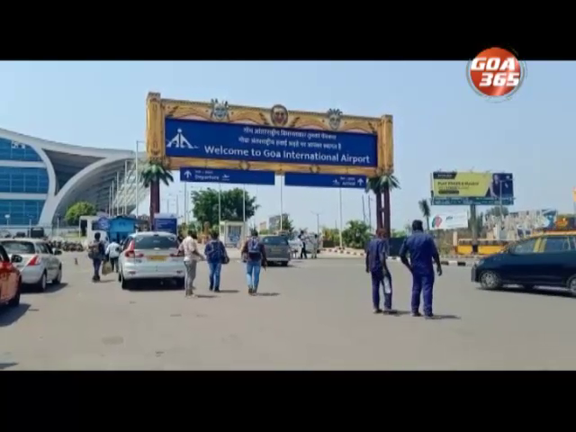 Goa airport remained open throughout lockdown