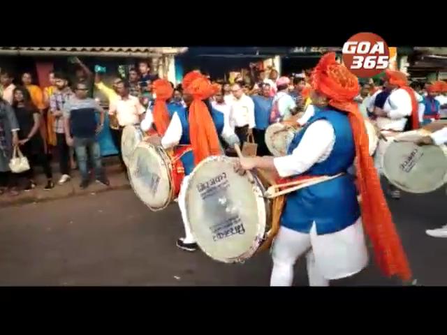 Goa celebrates Shigmo with hue and fervor