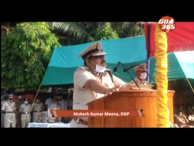 Goa police good, but need better training, equipment: DGP
