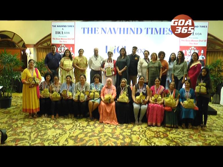 Shobha Kamat declared Navhind Times hef of the Year