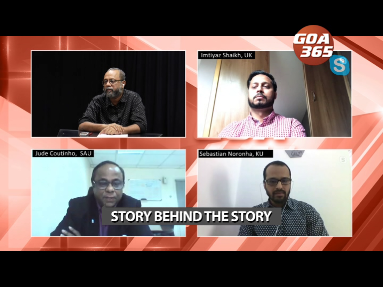 STORY BEHIND THE STORY: #Bring our #Goans back home.