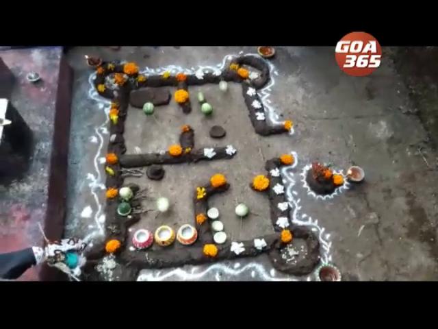 Goan farmers celebrate Gorvam Padvo