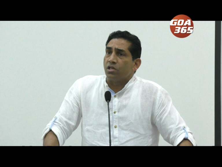 Need of libraries in villages: Gaude