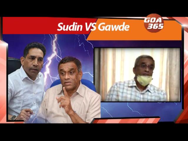 Govind v/s Dhavalikar battle continues, this time over work done at Madkai