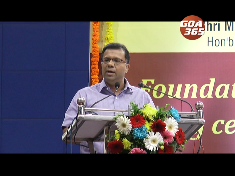 Goa only state in country providing 80 crore-rupee medicines to patients free : Vishwajit