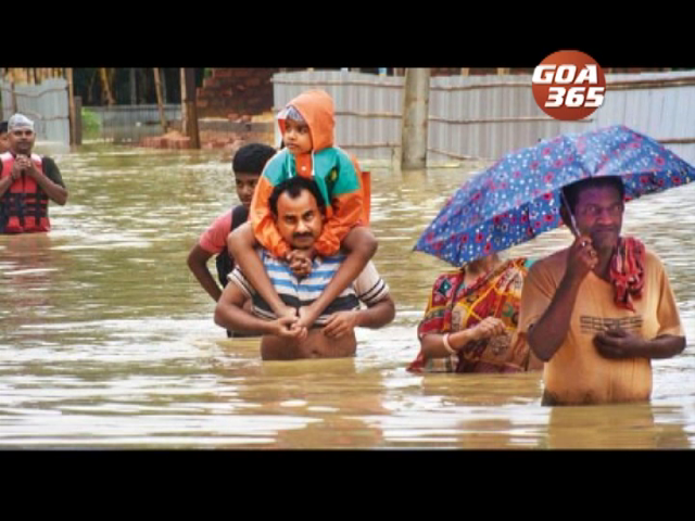 Heavy rains to continue for more three days