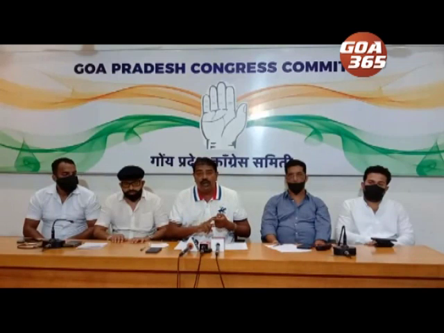 Why is ISL in Goa, Goans have no benefits from ISL: Congress