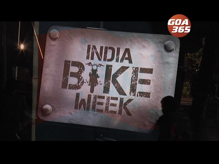 Sports Encounter on India Bike Week 2019