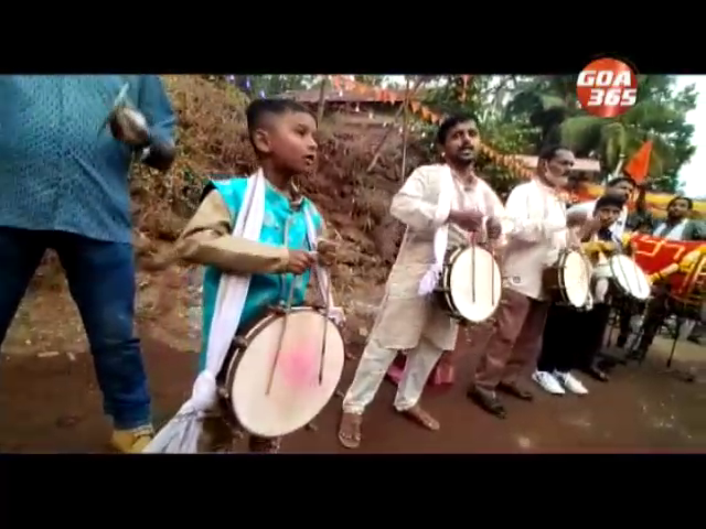 Goa is kicking into festive mood of Shigmo. An Intruz festival, a part of Shigmo was held at Dongri.