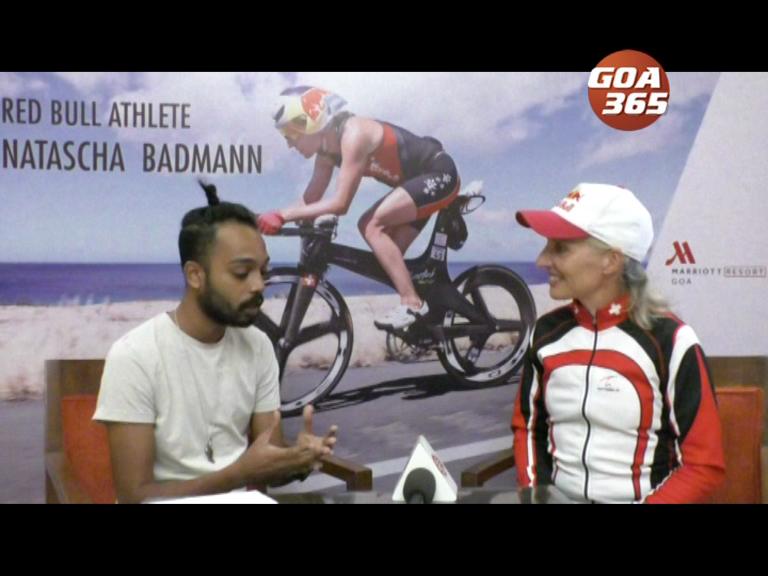 Sports Encounter with World Champion Ironman Natscha Badmann