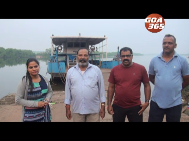 Kamurlim ferry out of service; Camurlim people irked