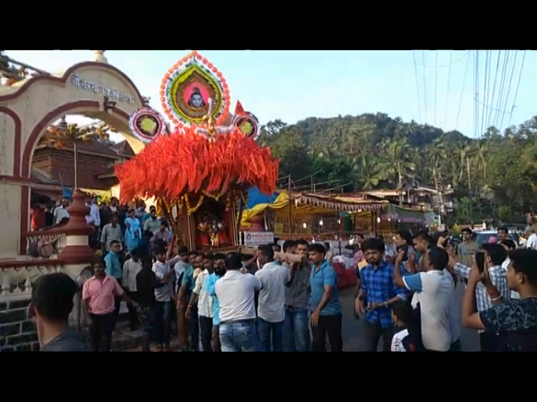Jatra of Kapilishwari celebrated
