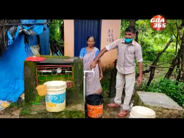 Kavathe Talwada – Veroda residents have to get up at 3 for water