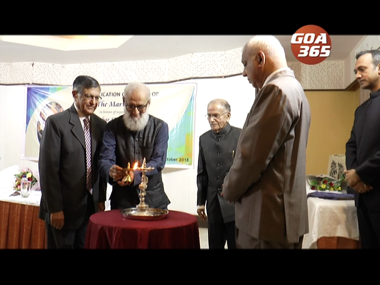 A book on Usgaonkar sr, his mastery over Portuguese law released