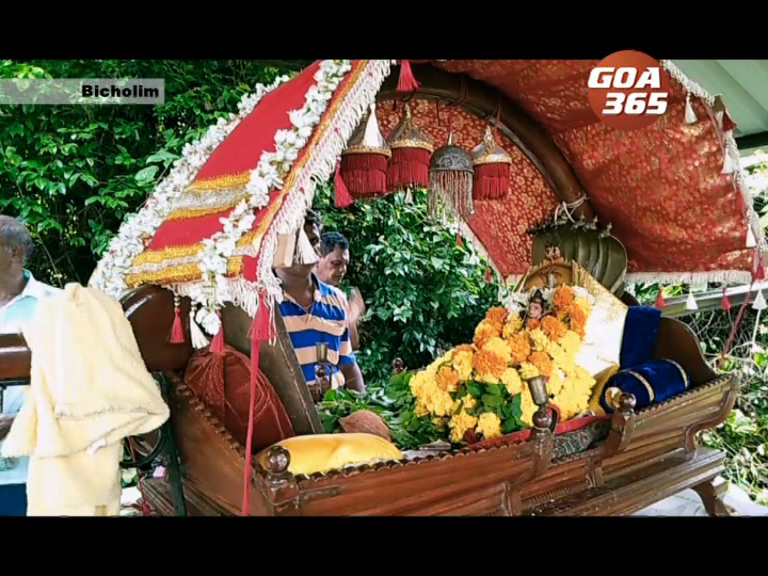 Krishna jalmashtam Celebrater all Over Goa