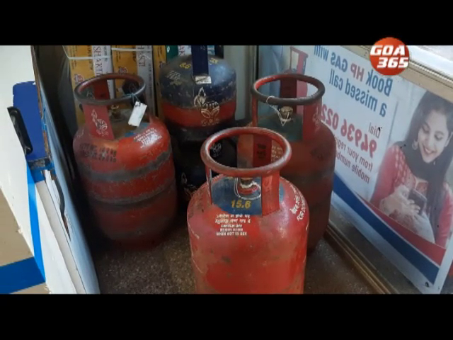 Third LPG price hike this month raises rate to Rs 808