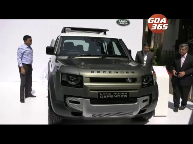 Toughest Land Rover-Defender now in India