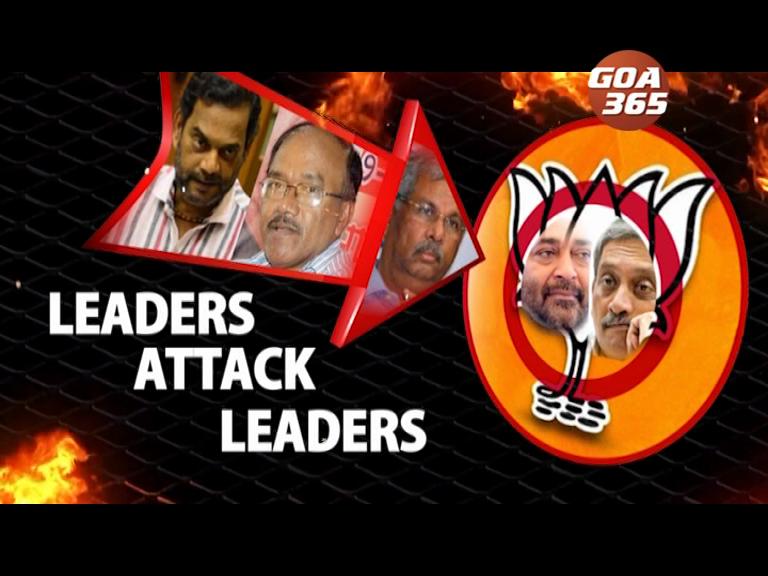 Leaders Attack Leaders