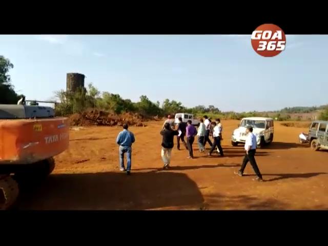 No illegal mining at Shirgao, claims Bicholim mamlatdar