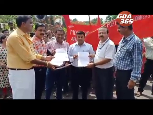 MPT workers protest over arrears, salary hike
