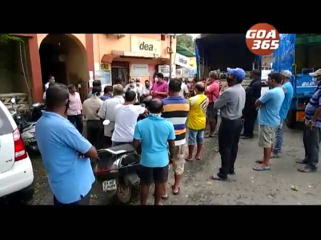 Madgaum Urban depositors demand more withdrawals