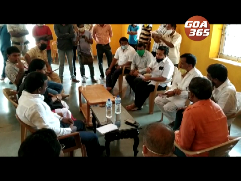 Will the stranded workers from Maharashtra be allowed to commute to work in Goa