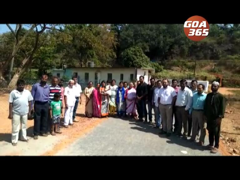 Hindu-Muslims thank Carlos for Maimollem road