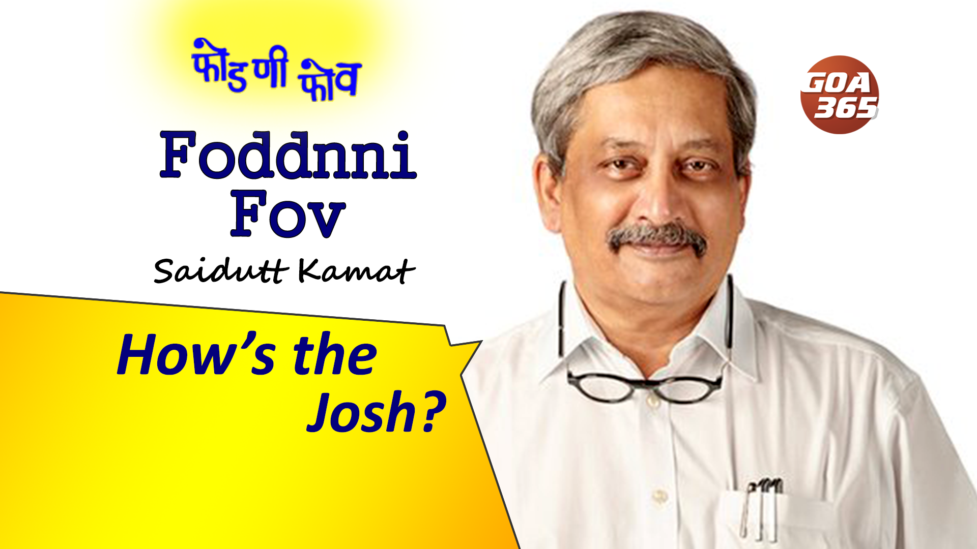 #FODDNNI_FOV :Hows the Josh