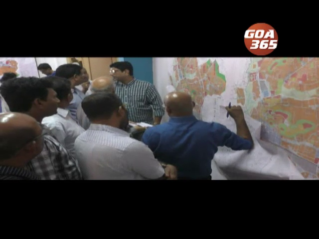 Margao, Ponda prepares draft ODP, sent to TCP